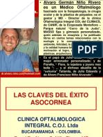 LAS CLAVES DEL ÉXITO ASOCORNEA