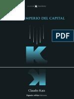 Claudio Katz - Bajo El Imperio Del Capital