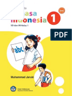 Bahasa Indonesia SD Kelas 1