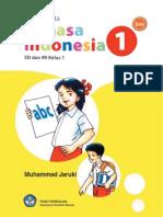 Bahasa Indonesia SD Kelas 1