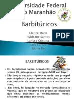 Barbitúricos [FINAL]