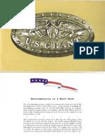 Commissioning Booklet - SSBN-631 - Ulysses S. Grant