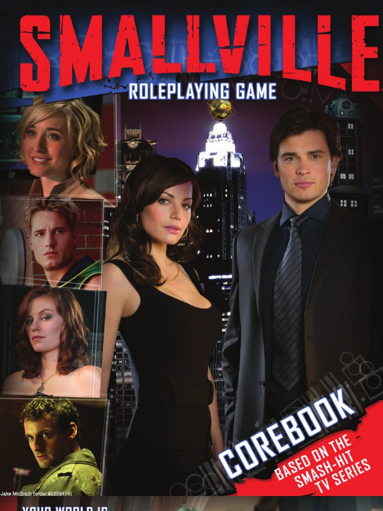 Smallville Rpg Pdf Download