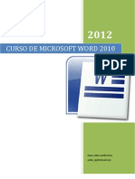 Manual Didactico Word 2010