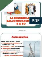 Introducción Salud y Seguridad Ocupacional