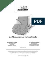 Microempresa en Guatemala