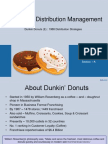 Dunkin Donuts_Group 1_Sec A