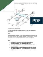 Analisis Metode Matrix