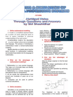 Simulation Modeling Mineral Processing