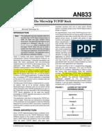The Microchip TCPIP Stack