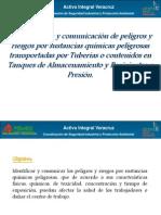 IDENTIFICACIÓN DE TANQUES Y TUBERIAS