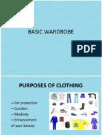 PDPR - BASIC WARDROBE