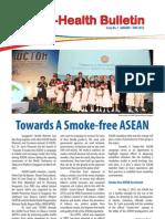 ASEAN e-Health Bulletin – Towards A Smoke-free ASEAN