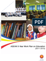 ASEAN 5-Year Education Work Plan