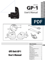 Nikon - Gp-1 - User's Manual