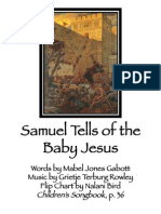 Samuel Tells of Baby Jesus-FC-Nalani