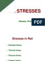 Rail Stress PHII-1011