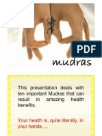 Ten Healing Mudras