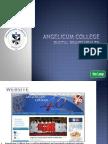 Digital Brand Health for Angelicum College