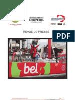 Revue de presse - Bel - VG2012