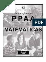 PPAA Matematica 5