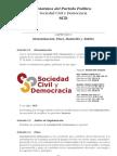 Estatutos SCD 1ª Asamblea