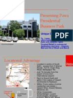 Presidential Business Park-Vasant Kunj