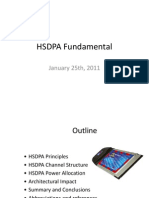 HSDPA Fundamental