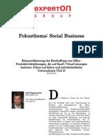 Experton Group Fokusthema Social Business;Entmystifizierung der Beschaffung von Office-Produktivitätslösungen (Teil 2)