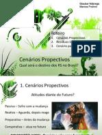 Cenários prospectivos - Qual será o destino da gestão de resíduos no brasil