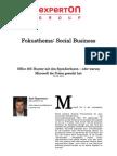 Experton Group Fokusthema Social BusinessOffice 365; Runter mit den Spendierhosen – oder warum Microsoft die Preise gesenkt hat