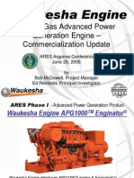 Natural Gas Advanced Power