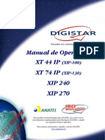 Manual Digistar