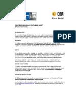 """LVII Edición. Bases. Concurso de Cuentos """"Gabriel Miró. Obra Social. Caja Mediterráneo"""
