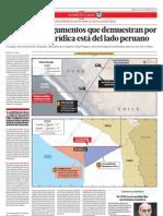 Los sólidos argumentos que demuestran por qué la razón jurídica está del lado peruano