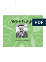 Interactive Whiteboard Project –Jean Piaget's DevelopmentalTheory