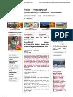Brandbrief gegen ALT!Betrifft Ralph Boes etc. Brief an Agenturcheefe ALT - Pressemitteilung - Presseportal - Pressemeldungen kostenlos veröffentlichen. - 12. Dezember 2012