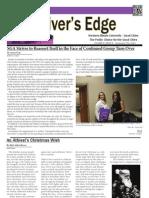 River's Edge 12-7-12 VOL 5  Issue 5