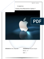 A Project Report on Apple Inc