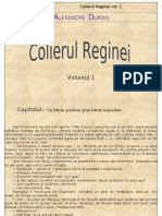 Colierul Reginei Vol.1
