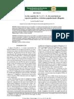 História evolutiva das espécies de Passiflora