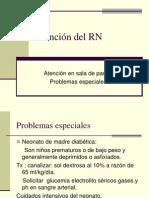 Atención del RN ped I