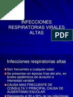 Infecciones Respiratorias Virales Altas