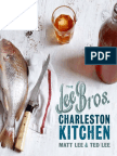 Recipes From the Lee Bros. Charleston Kitchen