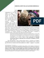 El Proceso de Independencia Criolla