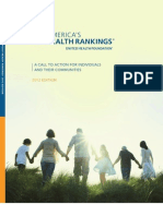 Americas Health Rankings 2012 v1