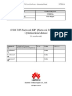 13 GSM BSS Network KPI (Network Interference) Optimization Manual[1].Doc