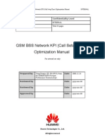 14 GSM BSS Network KPI (Call Setup Time) Optimization Manual[1].Doc