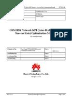 16 GSM BSS Network KPI (Inter-RAT Handover Success Rate) Optimization Manual[1].Doc