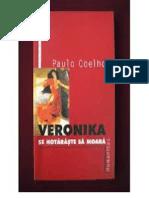 Veronica Se Hotaraste Sa Moara - Coelho, Paulo